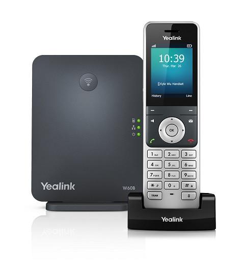 Yealink W60P schnurloses SIP Telefonpaket