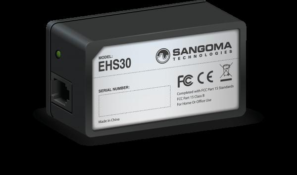 Sangoma EHS30 Adapter für kabellose Headsets