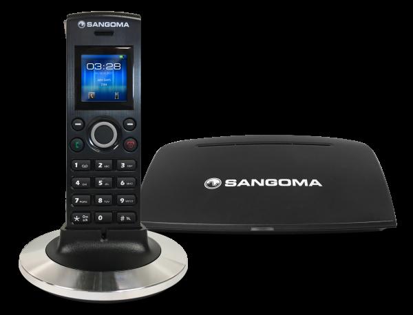 Sangoma DC201 Wireless DECT Telefonpaket
