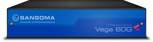 Sangoma Vega 60G Vorderansicht