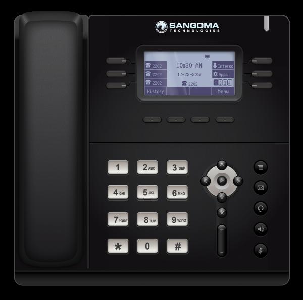 Sangoma S400 IP Telefon