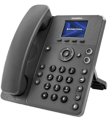 Sangoma Phone P310 side