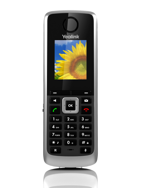 Yealink W52H wireless SIP phone